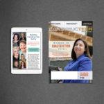 Print edition and companion iPad app
