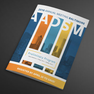 AADSM Annual Meeting Collateral