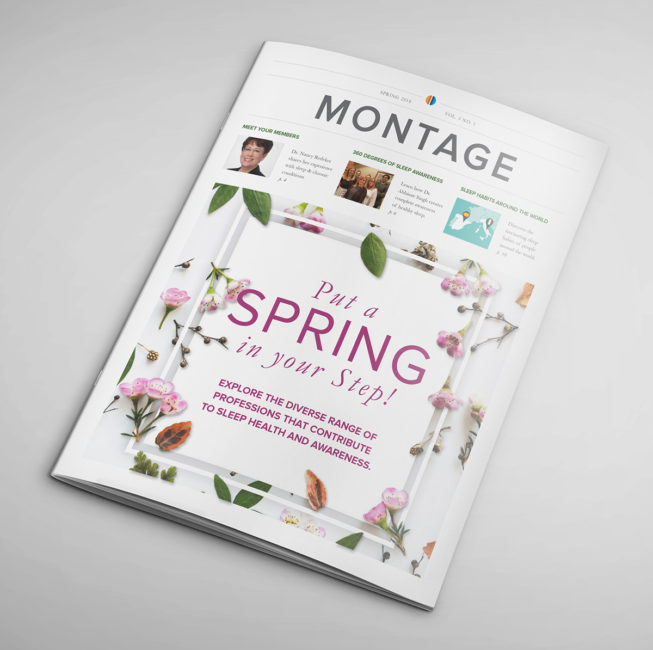 Montage Newsletter Cover